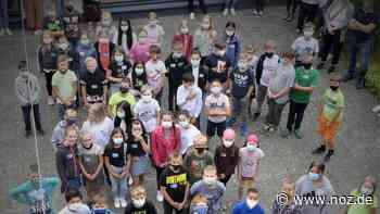 Begrüßung und Abschied bei der Realschule Bramsche - NOZ