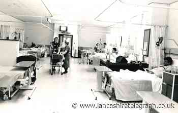 Eighties' photo shows life on wards at Accrington Victoria