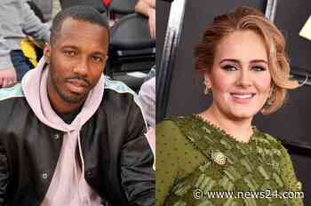 Well, hello! All about Adele's blossoming romance with Rich Paul - News24