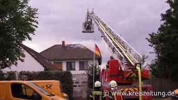 Feuerwehr-Einsatz am Willenberg in Diepholz: 100.000 Euro Schaden - kreiszeitung.de