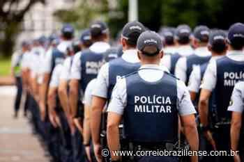 Polícia prende homem que fugia em carro roubado em Santa Maria - Correio Braziliense