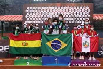 Tenista de Santa Maria vence campeonato Sul-Americano no Peru - Diário de Santa Maria