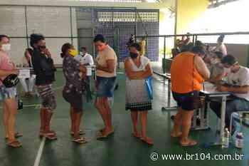 CUFA realiza entrega de cestas básicas em União dos Palmares 99 cestas básicas foram distribuídas para - BR 104