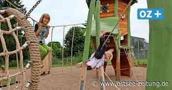 Karte: Wo in Wismar Spielplätze für Kinder , Erwachsene und Skater entstehen - Ostsee Zeitung