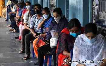 Coronavirus | Andhra Pradesh reports lowest daily toll in 100 days - The Hindu