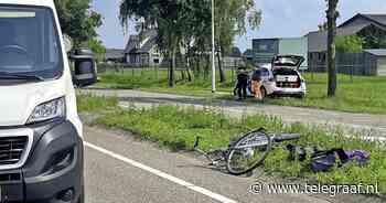 Fietser overleden na botsing met bestelbus in Deurne - Telegraaf.nl