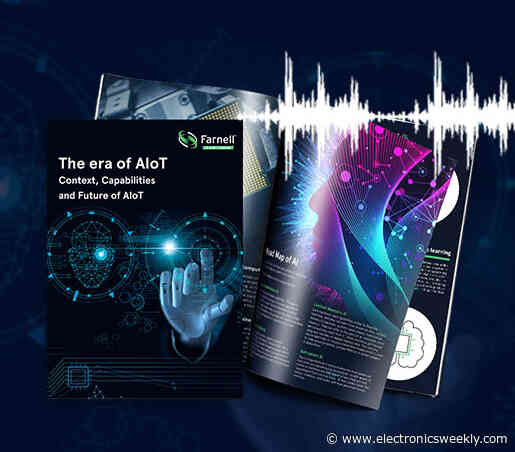Farnell releases AIoT Audiobook – Are you Ready for the AIoT Era?