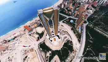 47 pisos. El edificio de apartamentos más alto de la Unión Europea ya se ha inaugurado en España - O Jornal Económico - RallyMundial.net
