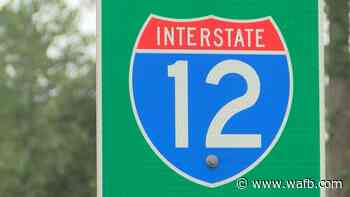 I-12 West now open at Albany following earlier crash - WAFB