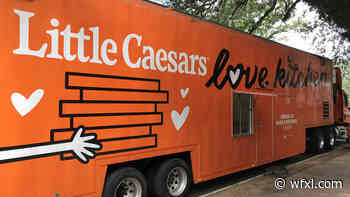 Little Caesars Love Kitchen hot and ready to serve Albany community - WFXL FOX 31