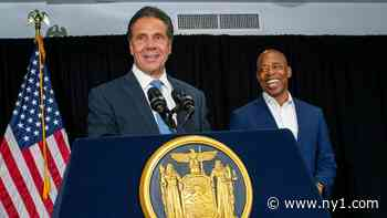 The work Eric Adams and Andrew Cuomo did in Albany together - Spectrum News NY1