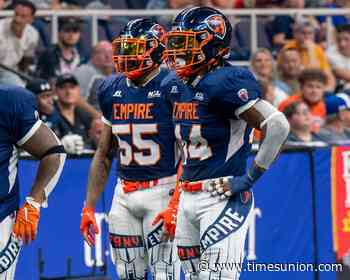 'Mac' and 'Jack' give Albany Empire crack at having stout defense - Times Union