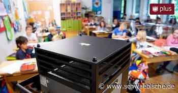 Lüfter in den Schulen: Biberach hat sich noch nicht entschieden - Schwäbische