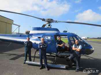 Lannion. L'hélicoptère et son équipage prêts pour la saison estivale - Le Trégor