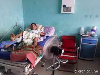 """""""Estamos a la buena de Dios"""", dicen pacientes de Traumatología del Hospital de Maturín que esperan operación - Crónica Uno"""
