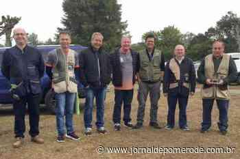 Pomerode participa de etapa do Tiro ao Prato - Jornal de Pomerode