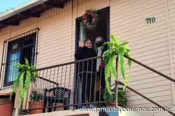 Mulher dada como desaparecida, é encontrada trancada em empresa - Jornal de Pomerode