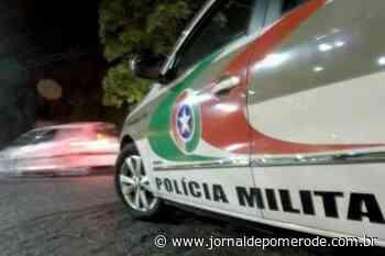 Homem é preso por homicídio, em Testo Rega - Jornal de Pomerode
