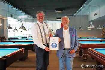 Das Billard Sport Casino erhöht Hygienestandards - PREGAS