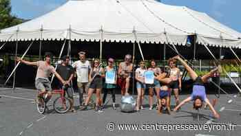 La Maraude fait son cirque à Rodez jusqu'à la fin du mois - Centre Presse Aveyron