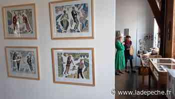 Rodez : exposition et marché de l'art à La Menuiserie - LaDepeche.fr