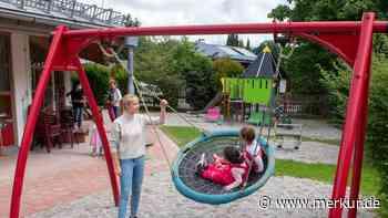 Kies hat sich nicht bewährt: Kindergärten in Miesbach rüsten zurück auf Fallschutzmatten - Merkur Online