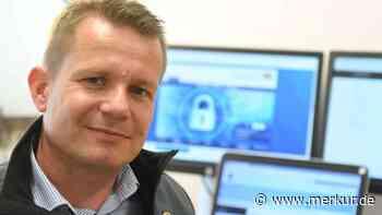 """Landratsamt-Datenschützer: """"Angriffe gibt es quasi täglich"""" - Christian Sternberger im Interview - Merkur Online"""