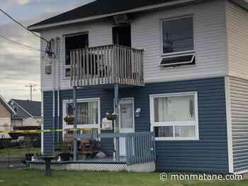 Incendie d'un édifice à logements sur la rue Belley - Mon Matane
