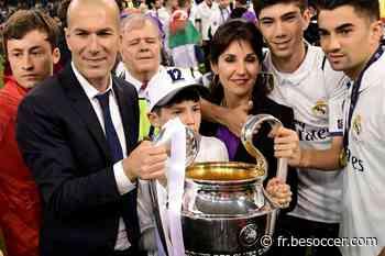 Rodez, l'autre club de coeur de Zinédine Zidane - BeSoccer