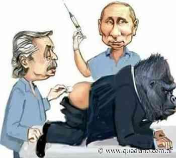 """La """"Guerra Fría Imaginaria"""" del presidente tiene a 7 millones de personas sin segunda dosis de Sputnik - Diario Qué!"""