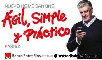 'Ágil, simple y práctico': El Banco Entre Ríos presentó su nuevo Home Banking - Diario Junio