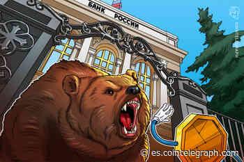 El Banco de Rusia pide a las bolsas de valores que no incluyan a las empresas relacionadas con las criptomonedas - Cointelegraph en Español (Noticias sobre Bitcoin, Blockchain y el futuro del dinero)