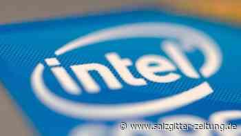 Intel-Chef: Tiefpunkt bei Chip-Engpässen kommt noch - Salzgitter Zeitung