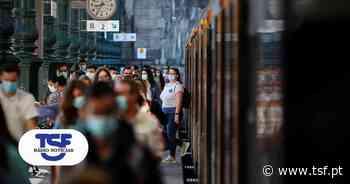 Sobem de quatro para 10 concelhos da Área Metropolitana do Porto sob risco muito elevado - TSF Online