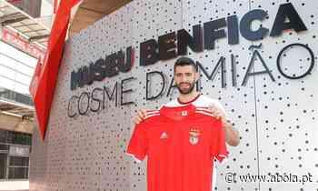 Benfica confirma contratação de ex-FC Porto - A Bola