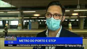 "Metro do Porto e STCP adotam tecnologia ""contactless"" - RTP"