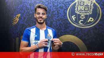 Zé Pedro reforço do FC Porto B: «Como adepto fui habituado a ganhar e como jogador não vou querer menos» - Record