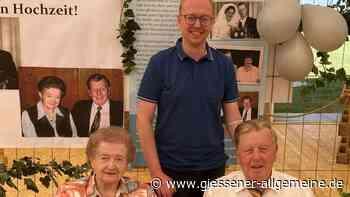 Heinz und Toni Jochem feiern Eiserne Hochzeit - Gießener Allgemeine