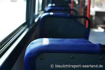 Homburg: 79-jährige Frau fällt in Linienbus – Blaulichtreport-Saarland.de - Blaulichtreport-Saarland