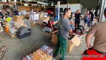 Große Beteiligung für Hochwasseropfer auch über das DRK Wallenhorst - Wallenhorster.de