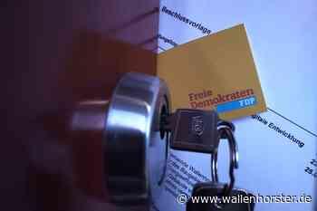 FDP Wallenhorst fordert verbindliche Informationsfreiheitssatzung - Wallenhorster.de