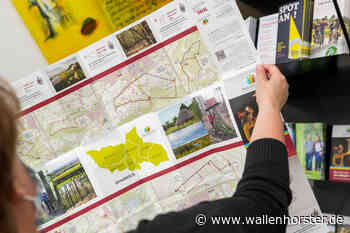 Neue Wanderkarte im Wallenhorster Rathaus erhältlich - Wallenhorster.de