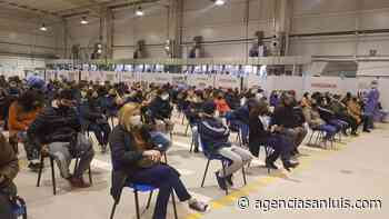 En Villa Mercedes citaron a más de 1.300 personas para completar el esquema de la vacuna Sinopharm - Agencia de Noticias San Luis