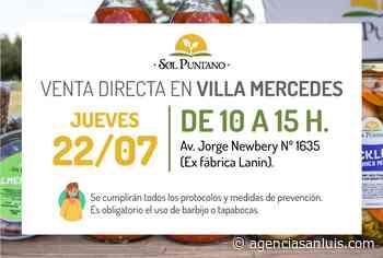 Villa Mercedes tendrá este jueves otra venta directa de Sol Puntano - Agencia de Noticias San Luis