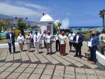 Los espacios públicos de interés turístico de Puerto de la Cruz reciben el sello Safe Tourism del Instituto de Calidad Turística de España - ViviLeCanarie - Vivi Tenerife