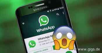 WhatsApp hat 9 Regeln, die man niemals brechen sollte - Giga