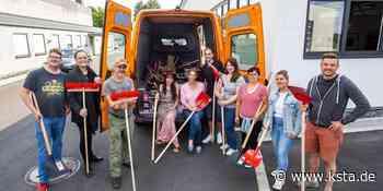 Hilfe aus der Region: Oberberger brechen in die Überschwemmungsgebiete auf - Kölner Stadt-Anzeiger