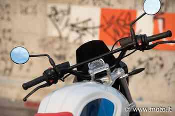 Vendo MANUBRIO NINET COMFORT della UNIT GARAGE BMW a Negrar (codice 8367138) - Moto.it - Moto.it