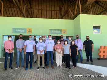 Aracati recebe o Pacto Contra o Coronavírus no Ceará - Focus.Jor