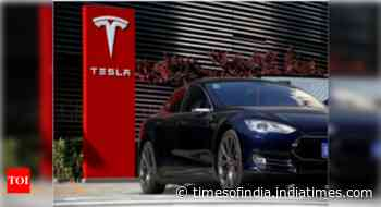 Tesla lobbies India for sharply lower import taxes on electric vehicles: Report